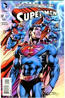 Superman: The Coming of the Supermen #1 - Signed by Neal Adams