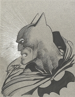 Batman Brave - Brown/gray paper