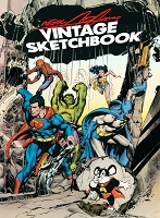 The Neal Adams Vintage Sketchbook
