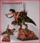 Tournament -Resin Model Kit