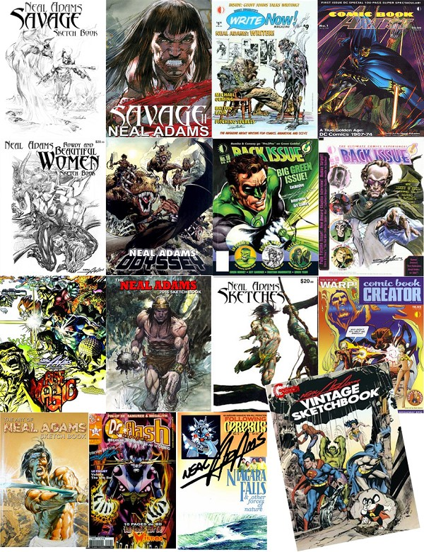 The Neal Adams BIG Bundle