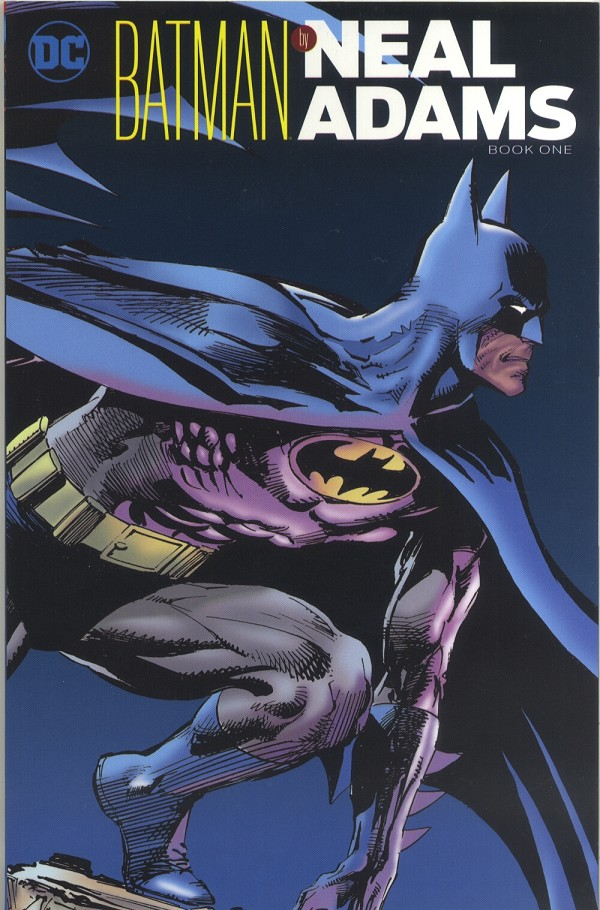 Batman by Neal Adams Book One -  Signed
