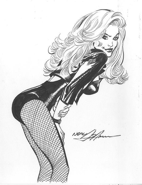 Black Canary - Hot