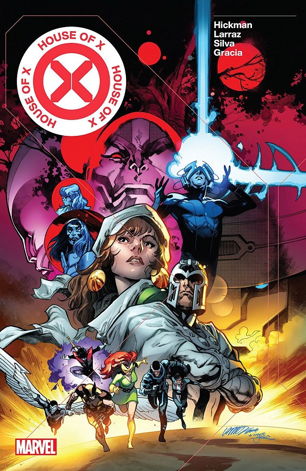 (MVL) HOUSE OF X POWERS OF X HC