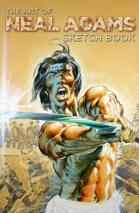 The Art of Neal Adams Sketch Book