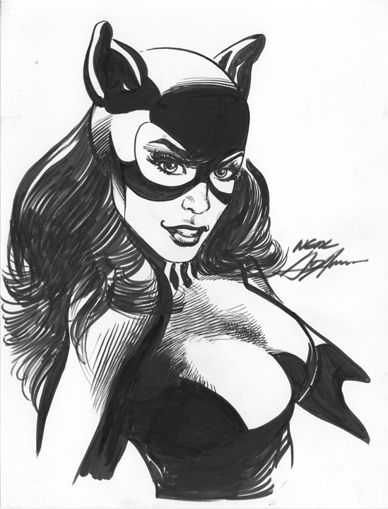 Catwoman - HOT