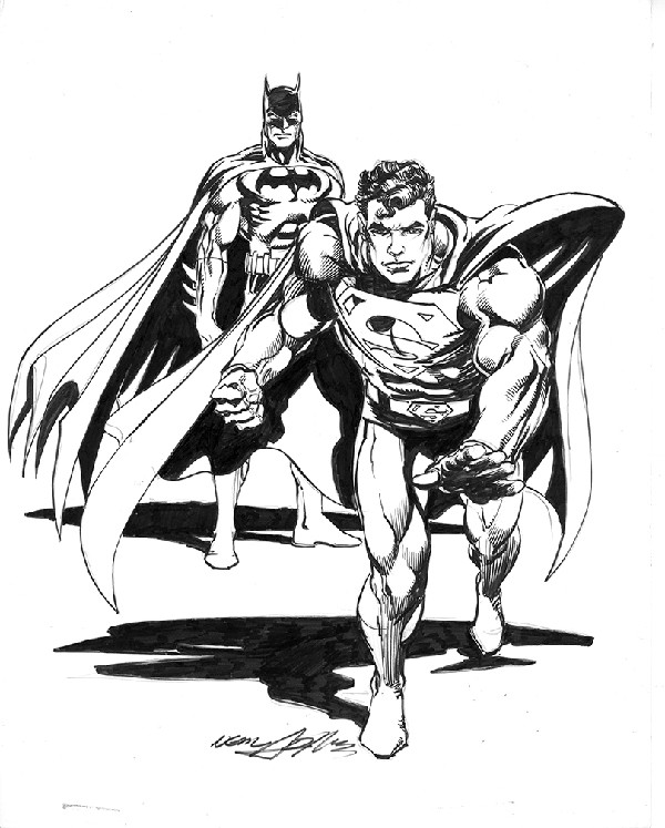 Worlds Finest - Superman/Batman