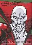 Deadman 2 Marker Color Sketch Card