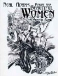 Neal Adams Rowdy and Beautiful Women Sketch Book - Signed