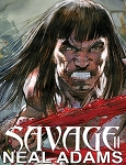 The Neal Adams Savage 2 Sketch Book